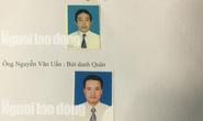 Chân dung hai đối tượng xưng nhà báo tống tiền CSGT