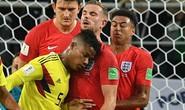 """""""Trận Anh – Colombia là ác mộng với mọi trọng tài"""""""