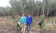 4 đối tượng phá rừng ở Phú Quốc bỏ trốn