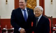Ngoại trưởng Mike Pompeo: Mỹ muốn tăng cường hơn nữa quan hệ với Việt Nam