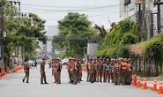 Thái Lan: Toàn bộ 4 cậu bé đợt giải cứu đầu tiên đã ra khỏi hang