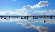 Khách Trung Quốc tàn phá tấm gương của bầu trời