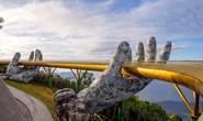Cầu Vàng Đà Nẵng vào top những cầu đi bộ ấn tượng nhất thế giới