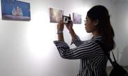 Triển lãm tranh công nghệ số về mưa Sài Gòn