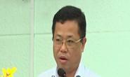 Nóng: Vừa bắt cựu Bí thư thị xã Bến Cát, tỉnh Bình Dương