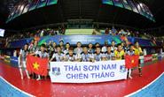 Thái Sơn Nam về nhì futsal châu Á