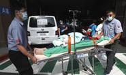 Cháy bệnh viện, 25 người thương vong