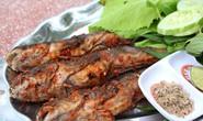 Đến Cà Mau ăn thử cá thòi lòi nướng muối ớt