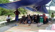 Quảng Ngãi cầu cứu Bộ TN-MT vụ dân chặn nhà máy rác