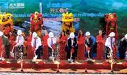 Phát hiện 4 người Trung Quốc làm việc chui tại nhà máy rác
