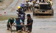 13 người chết và mất tích do mưa lũ