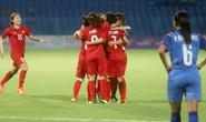 Bóng đá nữ Việt Nam vào tứ kết, Thái Lan ít hy vọng