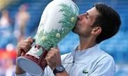 Clip Djokovic tạo kỳ tích khi vô địch Cincinnati Open 2018