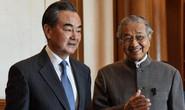 Thủ tướng Malaysia: Các dự án của Trung Quốc sẽ không tiếp tục