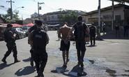 4.000 binh sĩ càn quét khu ổ chuột bắt tội phạm ma túy
