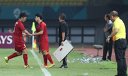 May mà HLV Park Hang-seo thay Xuân Trường bằng Công Phượng
