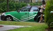 Xử phạt xe Grab, xe dù  hoạt động chui ở Hội An
