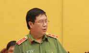 Trung tướng Nguyễn Ngọc Anh: Tinh gọn bộ máy công an xác định cần sự hy sinh