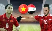 Sau lùm xùm, VTV6 có được tiếp sóng trận Olympic Việt Nam-Syria ngày 27-8?