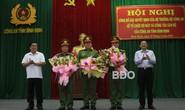 Bình Định có 8 phó giám đốc công an tỉnh