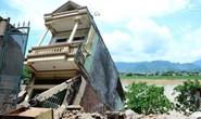 Mưa lớn đe dọa lũ quét, sạt lở đất ở Bắc Bộ và Bắc Trung Bộ