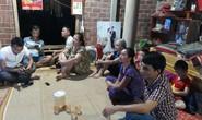 Vỡ òa hạnh phúc tại nhà thủ môn Bùi Tiến Dũng khi Việt Nam hạ Syria