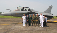 Tướng Pháp nói về khả năng tập trận chung với Việt Nam