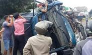 Tai nạn liên hoàn trên đường Hồ Chí Minh, nhiều người bị thương