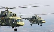 Rơi trực thăng quân sự, 18 người thiệt mạng