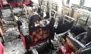 Điều tra vụ cháy hội trường UBND xã sau tiếng nổ, thiệt hại 580 triệu đồng