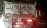 Mật phục bắt xe ben lộng hành ở quận 9