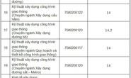 Điểm chuẩn Trường ĐH Giao thông Vận tải TP HCM cao nhất 21,2