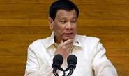 Ông Duterte dọa giết cảnh sát tha hóa trên truyền hình trực tiếp