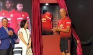 Cựu trung vệ Manchester United giao lưu cùng CĐV Việt Nam
