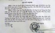 Thanh Hóa: 4 phó phòng mất chức do được bổ nhiệm sai quy định