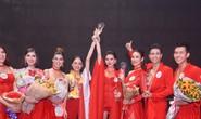 Hương Giang Idol đưa học trò đăng quang giải Vàng Siêu mẫu 2018