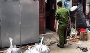 Bắt nghi phạm giết người giấu thi thể trong nhà kho