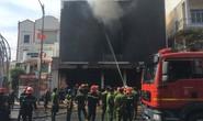 Cháy dữ dội tại ngôi nhà liên quan đến đất công sản dính vụ án Vũ nhôm