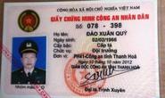 """Một phó phòng Công an Thanh Hóa bị tố vay nợ tiền """"chây ì"""" không trả"""