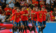 Á quân thế giới Croatia thua thảm Tây Ban Nha