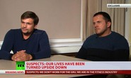 """Hai """"nghi phạm đầu độc cựu điệp viên Nga"""" lên tiếng"""