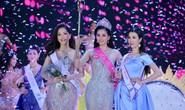 Cận cảnh nhan sắc Tân Hoa hậu Việt Nam Trần Tiểu Vy