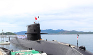 Tàu ngầm Kuroshio Nhật Bản thăm Cam Ranh