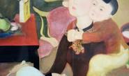 Đấu giá quốc tế bức tranh Gia đình của Lê Phổ