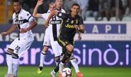 Những sắc thái tịt ngòi của Ronaldo ngày Juventus toàn thắng