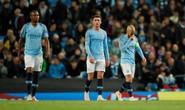 Cầu thủ Man City cãi vã nảy lửa sau trận thua Lyon
