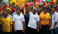 Bầu cử ở Maldives: Tổng thống bị hạ bệ