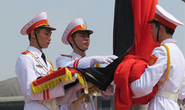 Quốc tang tưởng niệm Chủ tịch nước Trần Đại Quang
