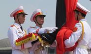 Quốc tang Chủ tịch nước Trần Đại Quang diễn ra thế nào?
