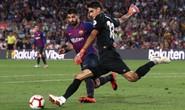 Trọng tài bẻ còi vì VAR, Barcelona suýt trắng tay trước Girona